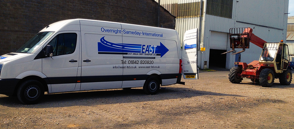 East Anglia Swift Transport Ltd